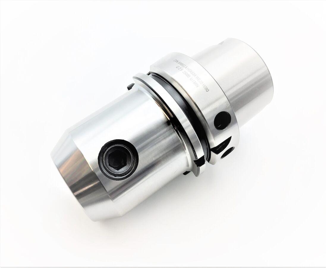 Weldonaufnahme HSK63, D=20 mm
