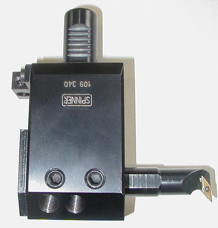 Bohrstangenhalter VDI25, D=20mm