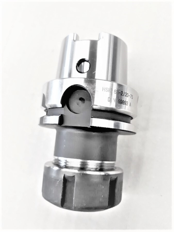 Zangenfutter HSK63, ER32, kurz