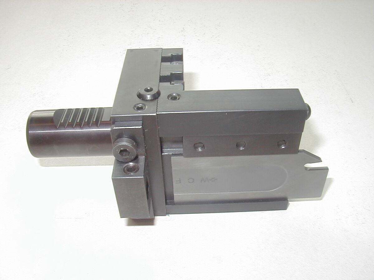 Abstechhalter VDI25 radial
