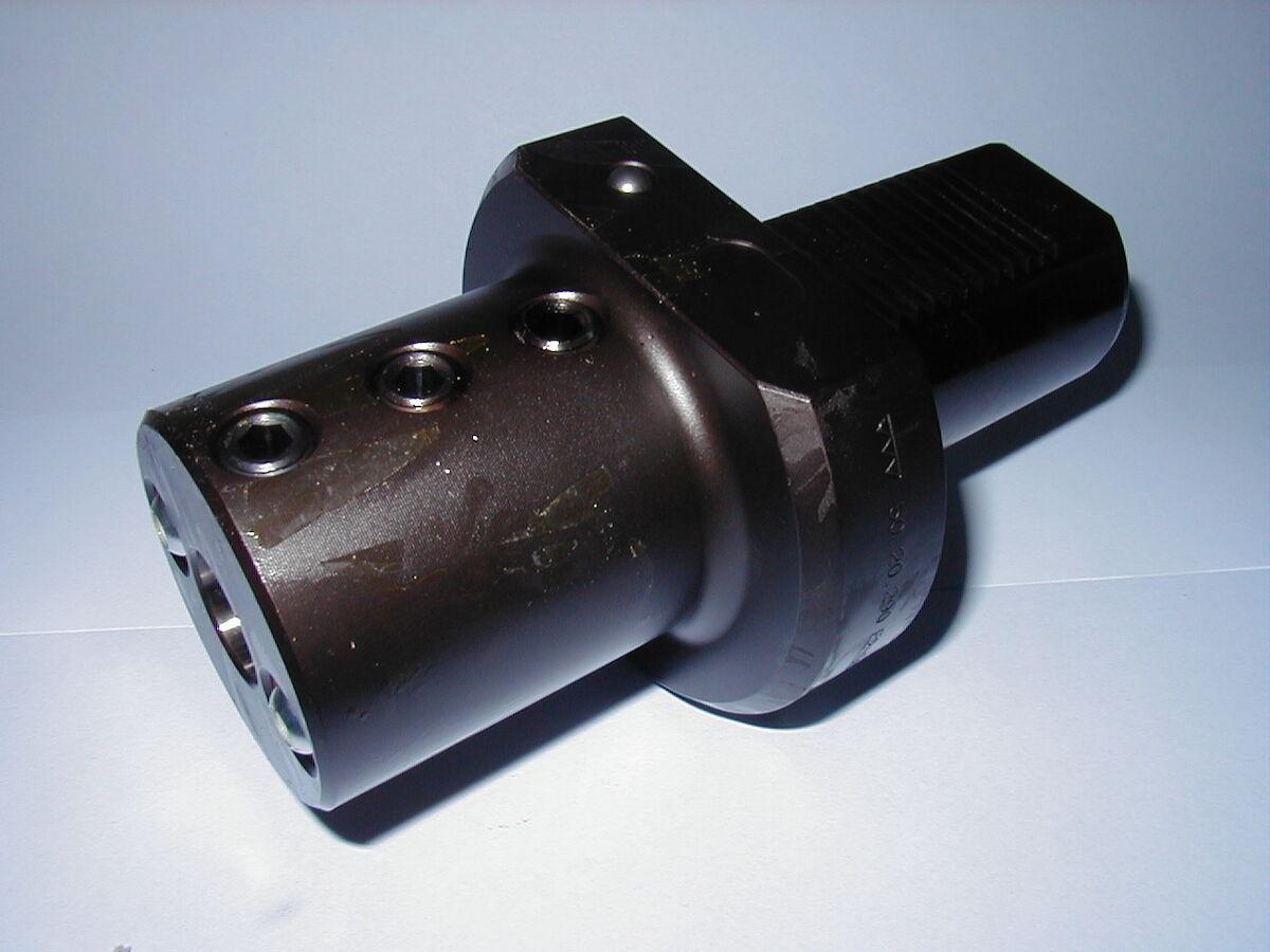 Werkzeughalter VDI50 Form E2 D=20mm