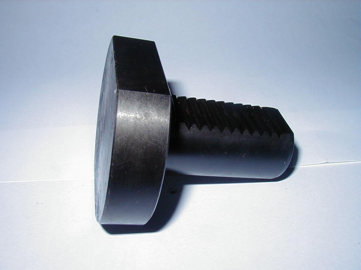 Verschlussstopfen VDI30 - Kunststoff