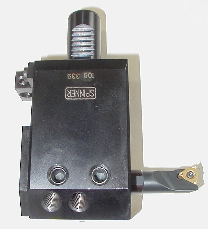 Bohrstangenhalter VDI25, D=16mm
