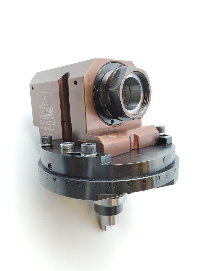 Wälzschälen Aufnahme D=16mm