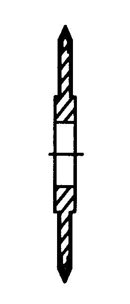 Schleifscheibe Form 3, Diamant, grob