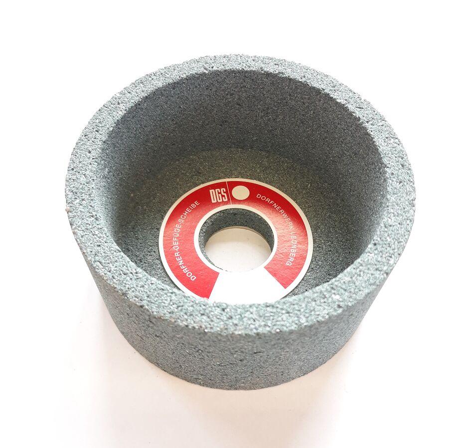 Schleifscheibe Form T, Siliziumcarbit