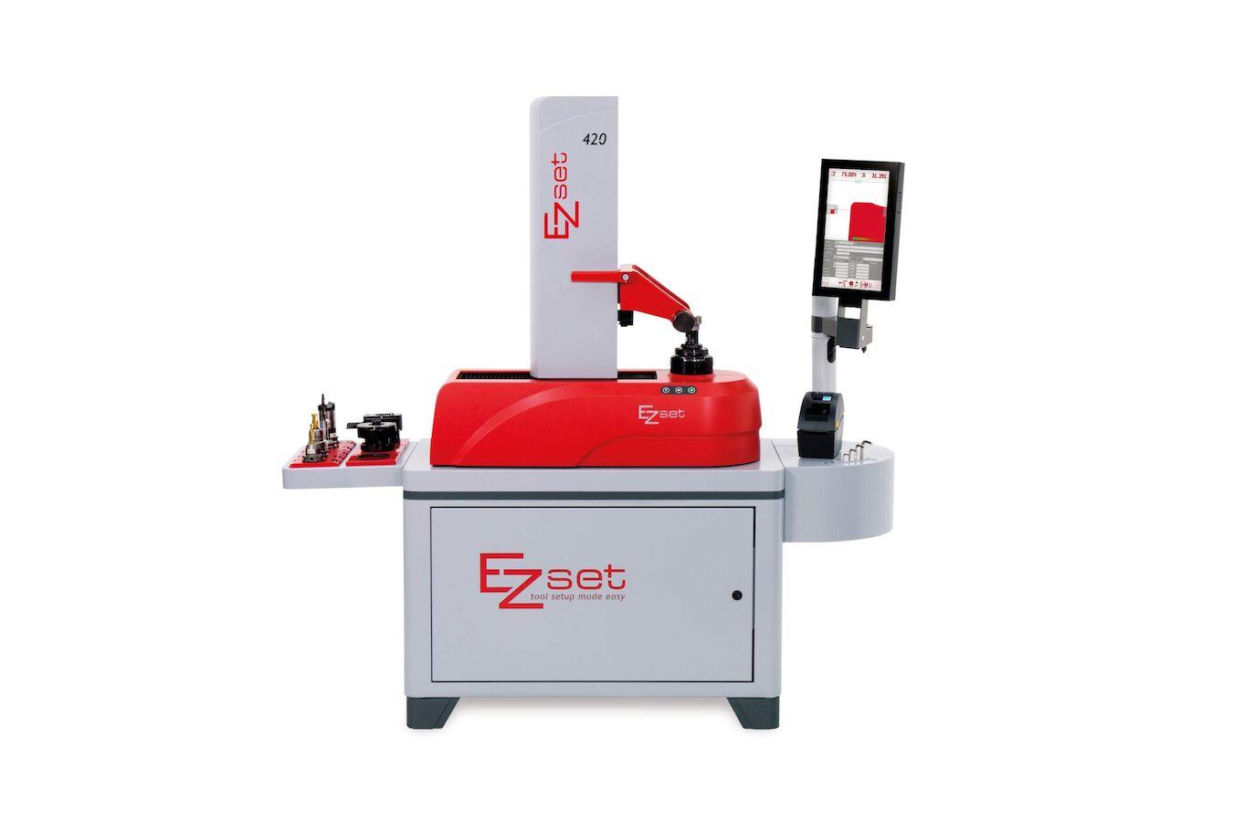 EZset420-IC1 Werkzeugvoreinstellgerät