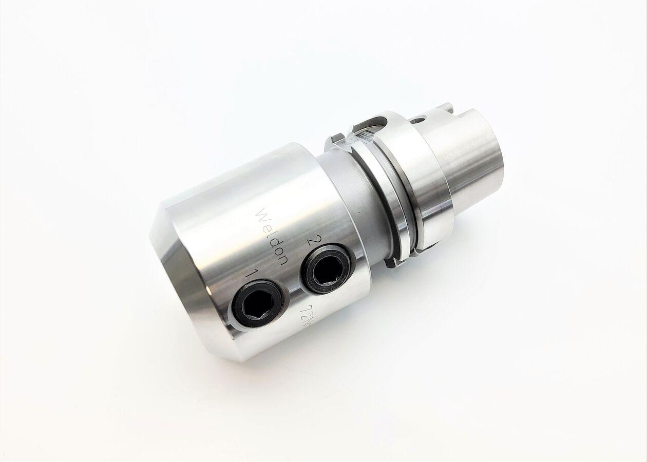 Weldonaufnahme HSK63, D=32 mm