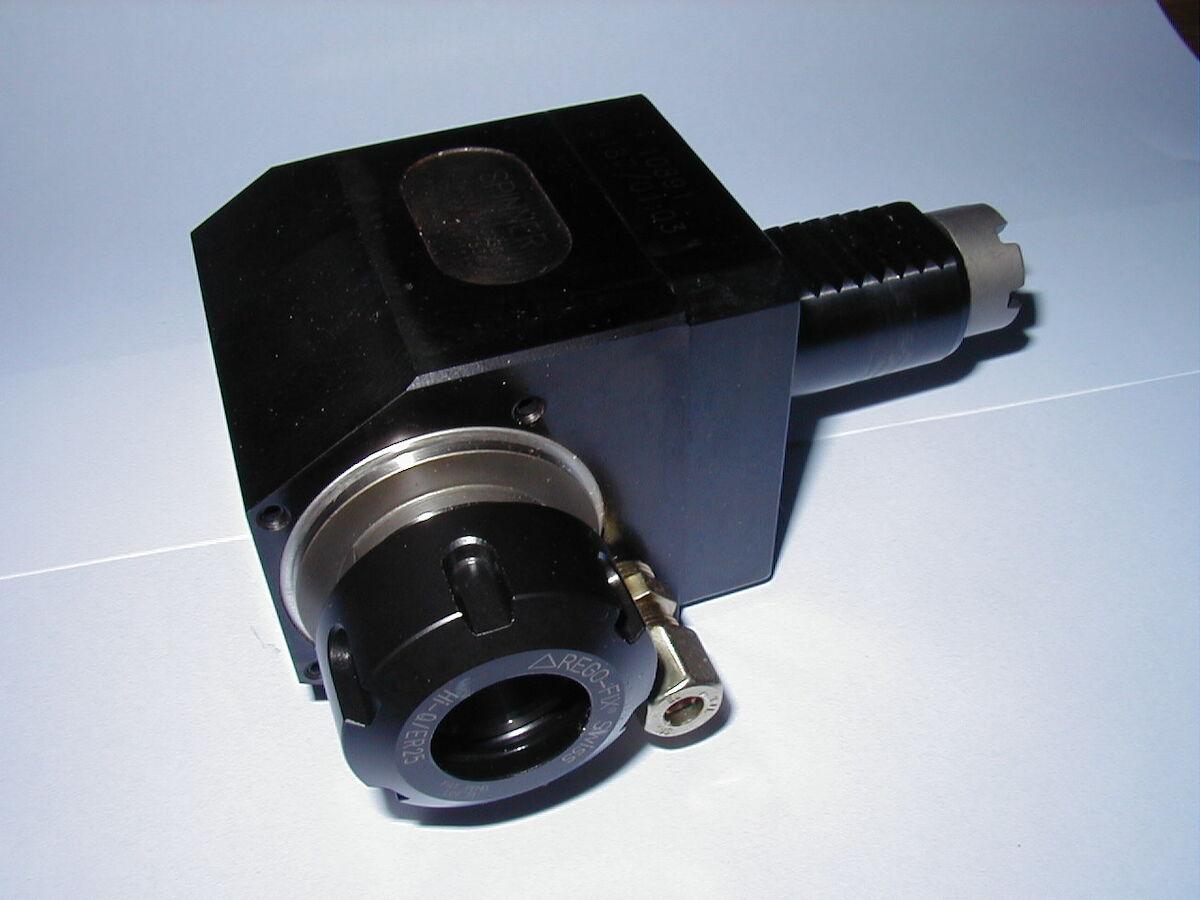 Fräskopf radial / VDI30 / ESX-25 /TOEM