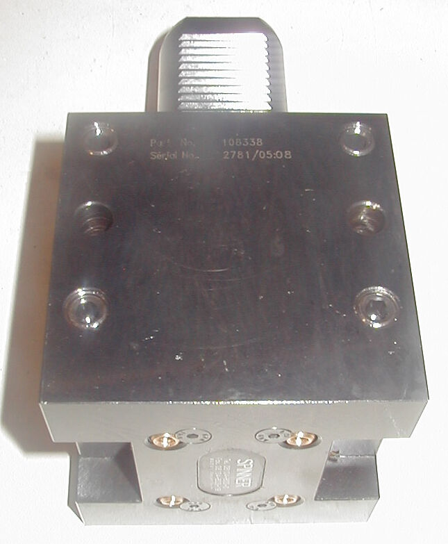 Kombi-Längsdrehhalter VDI50