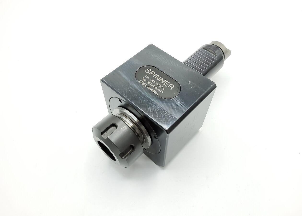 Fräskopf axial / VDI30 / ESX-25