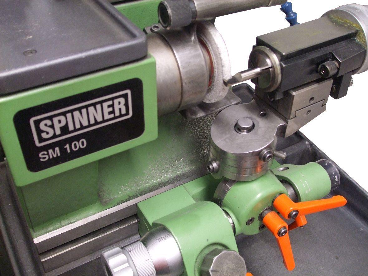 Werkzeugschleifmaschine SM100 355E