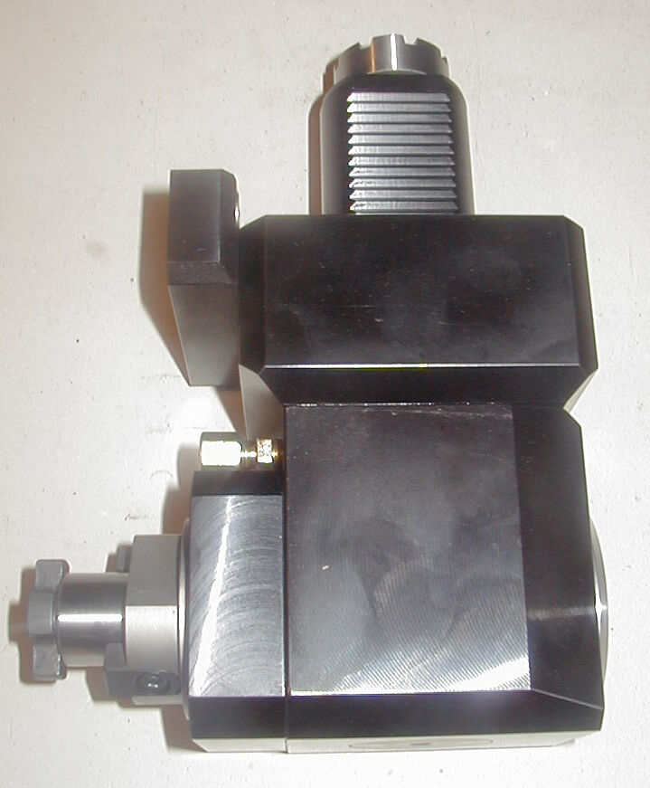 Winkelfräskopf, VDI50 ,links, Dorn 27