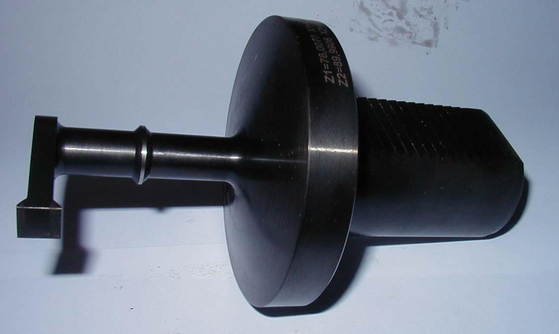 Kalibrierhalter VDI50 für Toolsetter