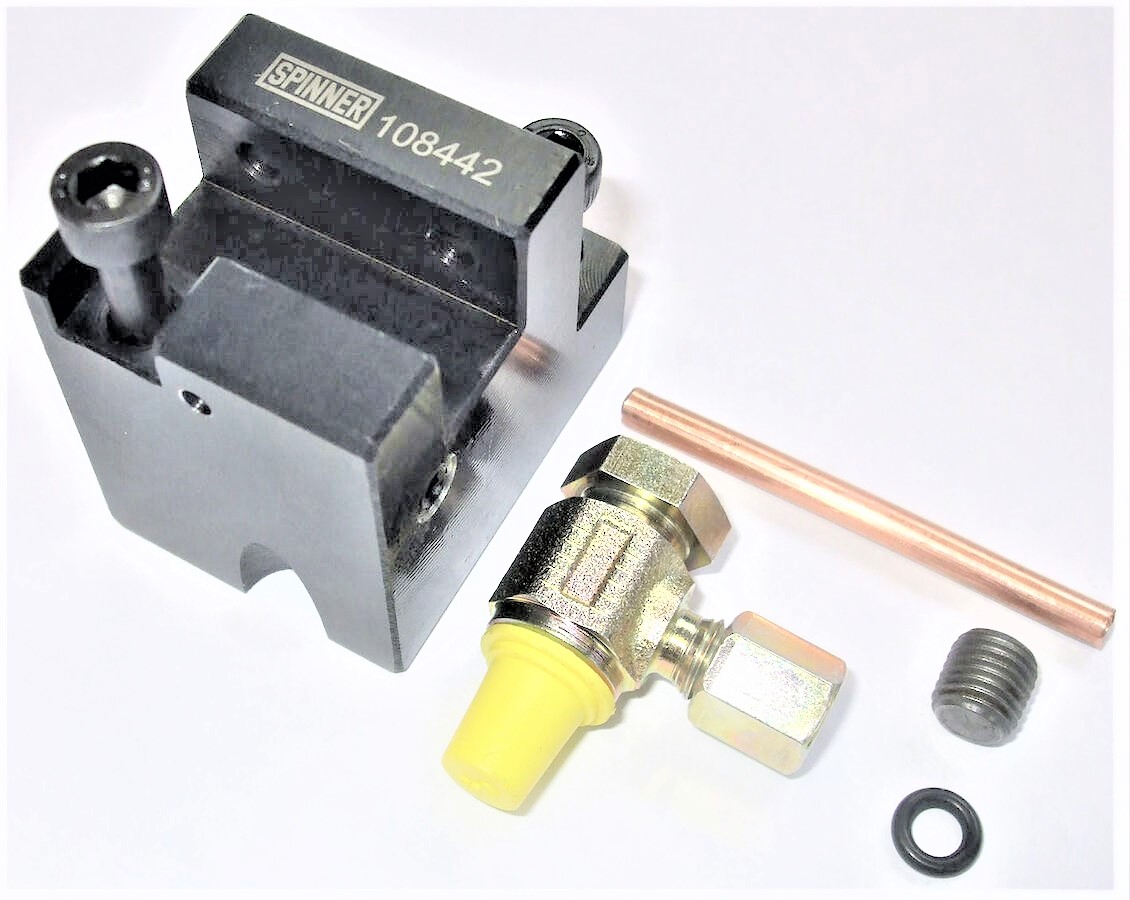 Werkzeughalter TBM 100 / 12x12 / axial