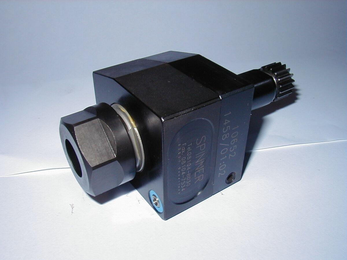 Fräskopf axial / VDI20 / ESX-20