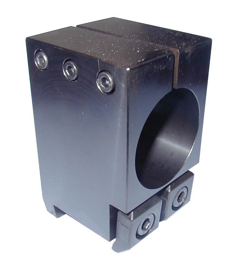 Werkzeughalter WH-R50 rund 50 mm längs