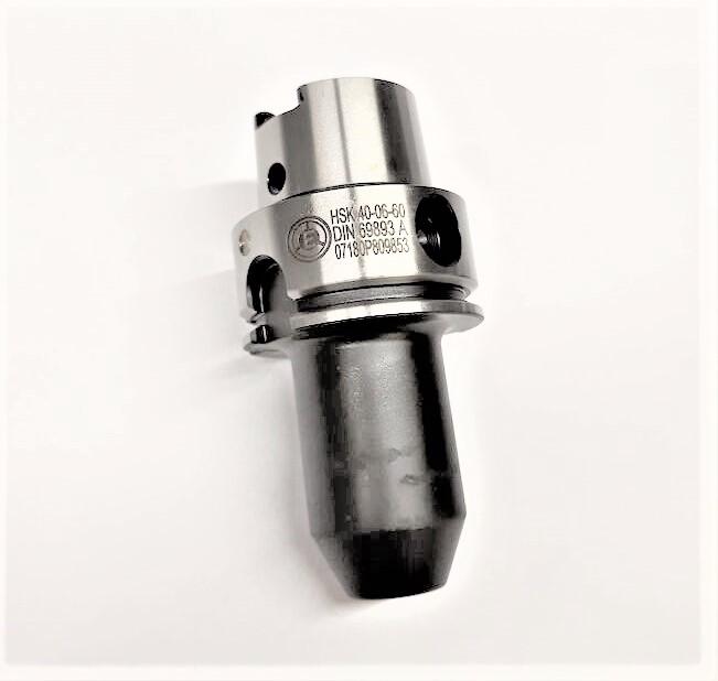 Weldonaufnahme HSK40, D=6mm