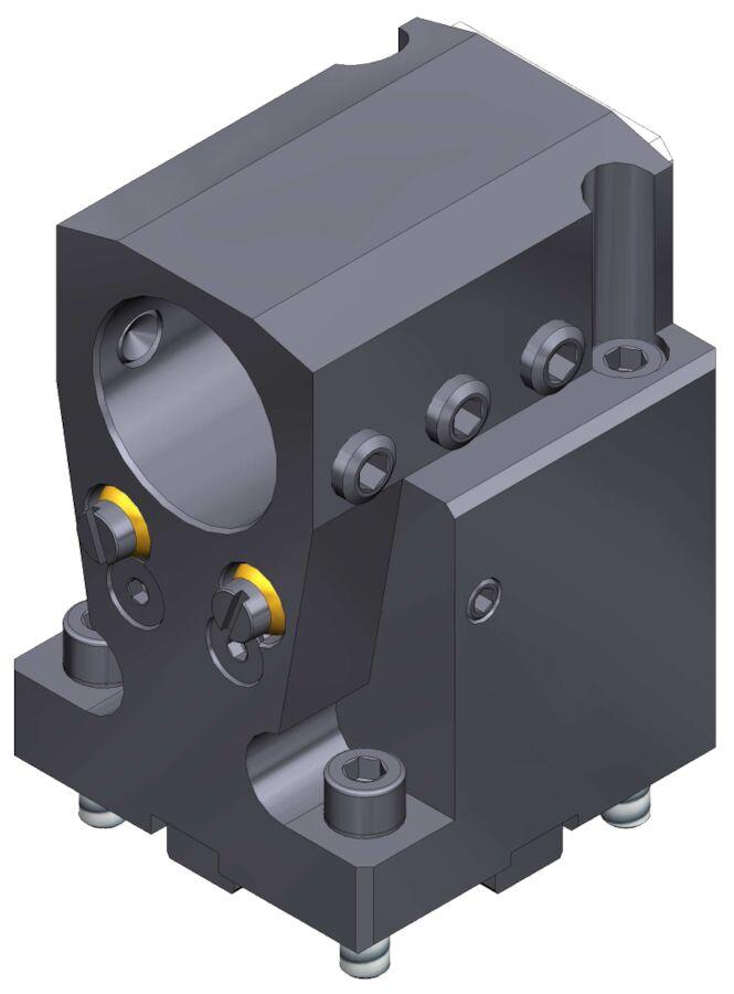 Bohrstangenhalter BMT45, D=40mm, H=85m