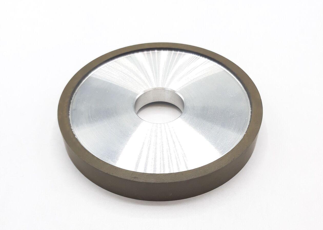 Schleifscheibe Form 2, Diamant, fein