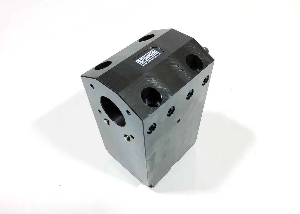 Bohrstangenhalter BMT65, H=150