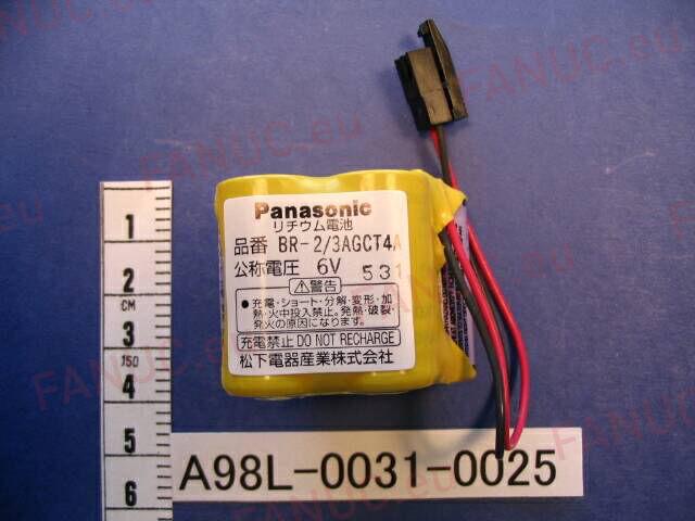 Pufferbatterie Fanuc