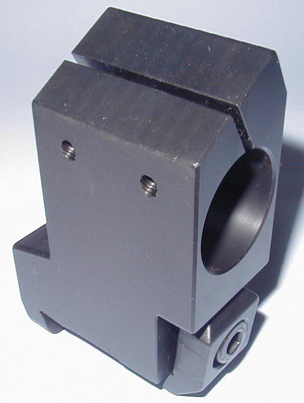 Werkzeughalter WH-R30 rund 30 mm längs