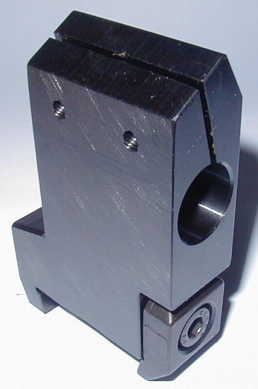 Werkzeughalter WH-R20 rund 20 mm längs