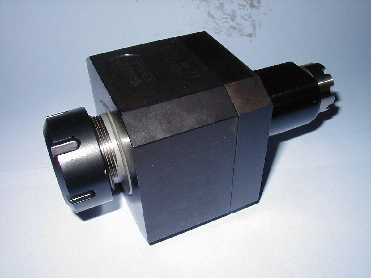 Fräskopf axial / VDI40 / ESX-32