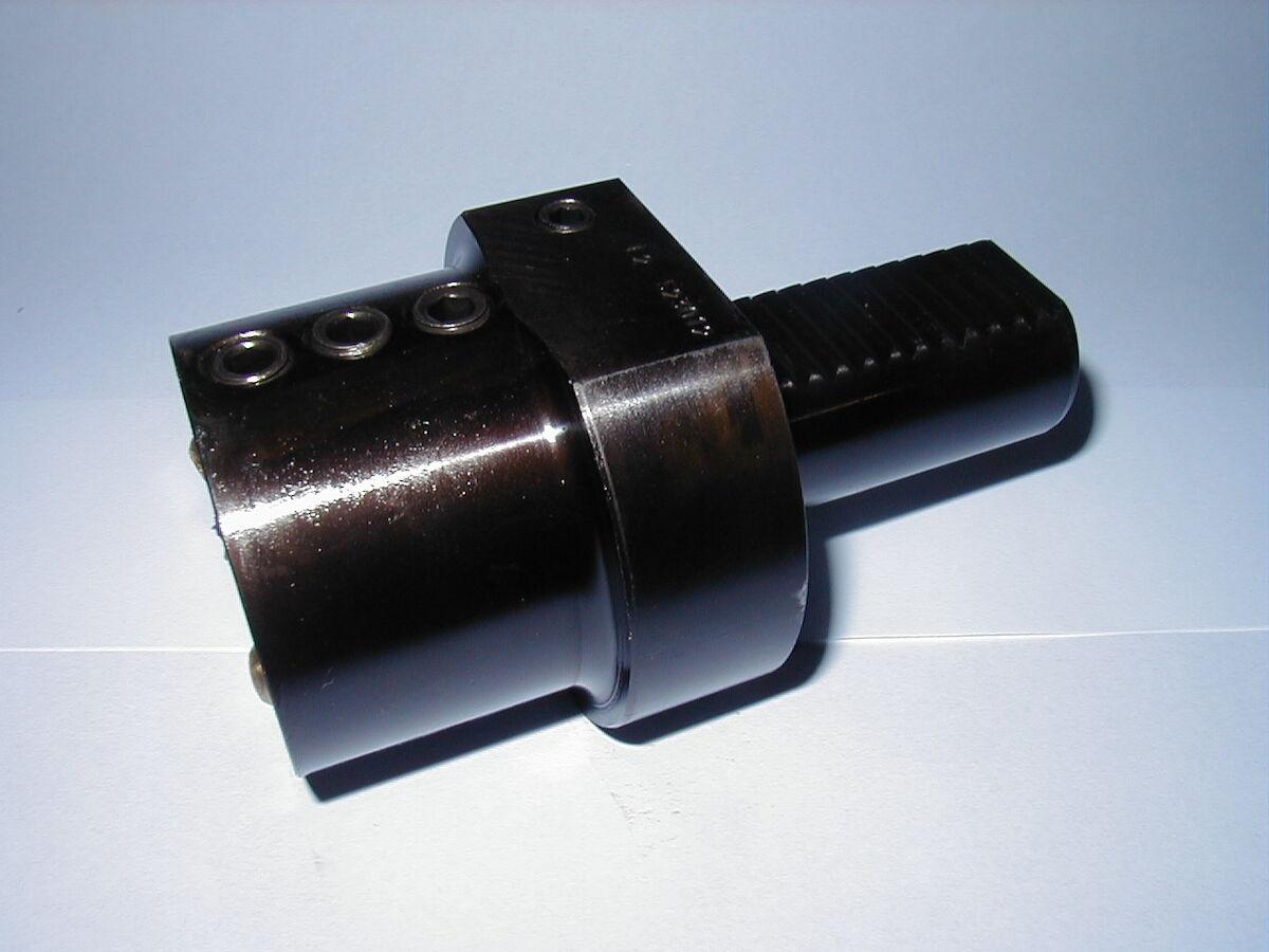 Werkzeughalter VDI30 E2-12mm