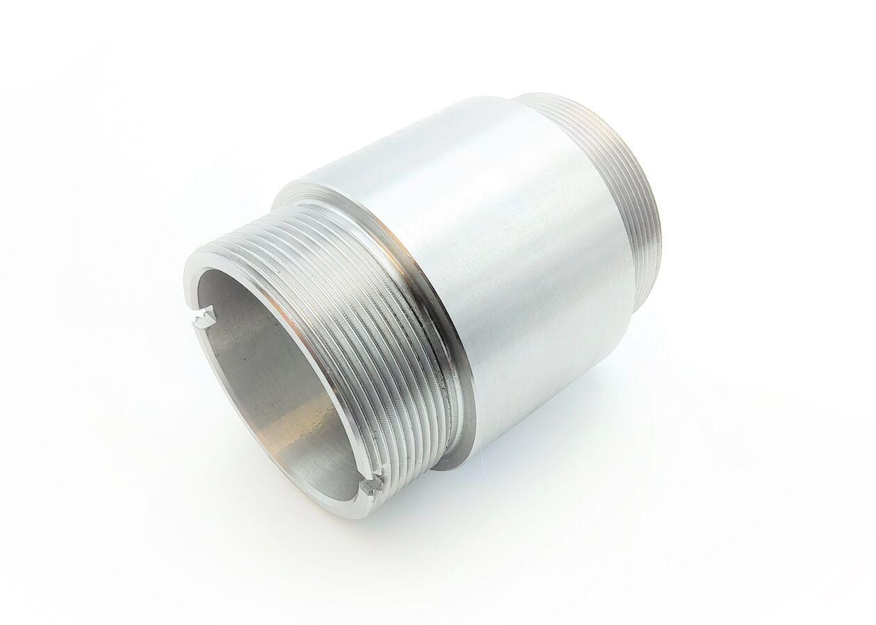 Schub-Zugrohr Adapter Microturn