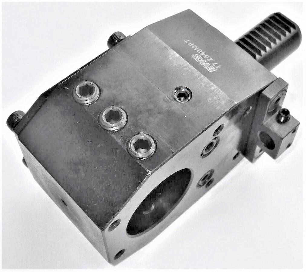 Bohrstangenhalter VDI40 D=32mm H110