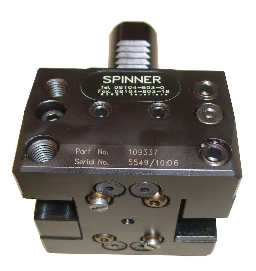 Kombi-Längsdrehhalter VDI25
