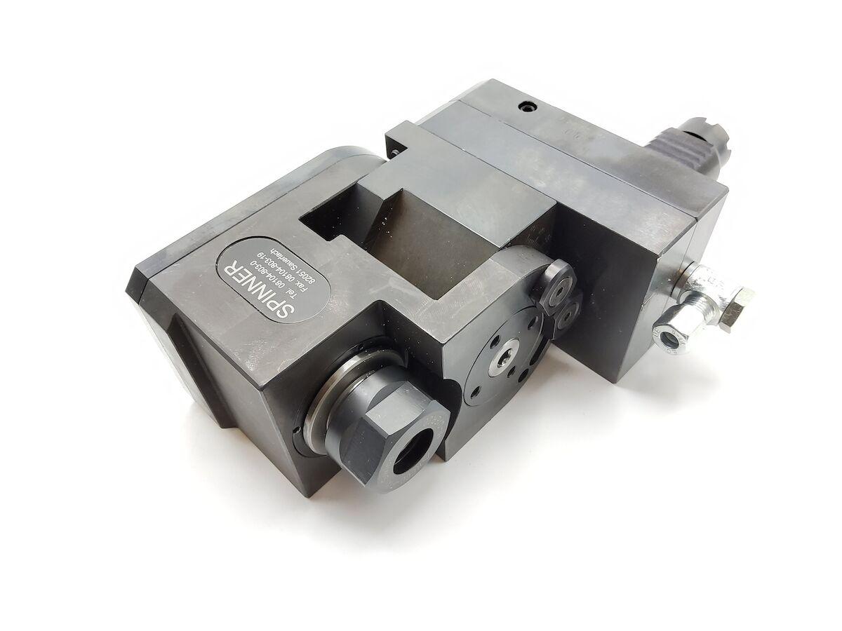 Fräskopf radial Y-verstellbar / VDI30
