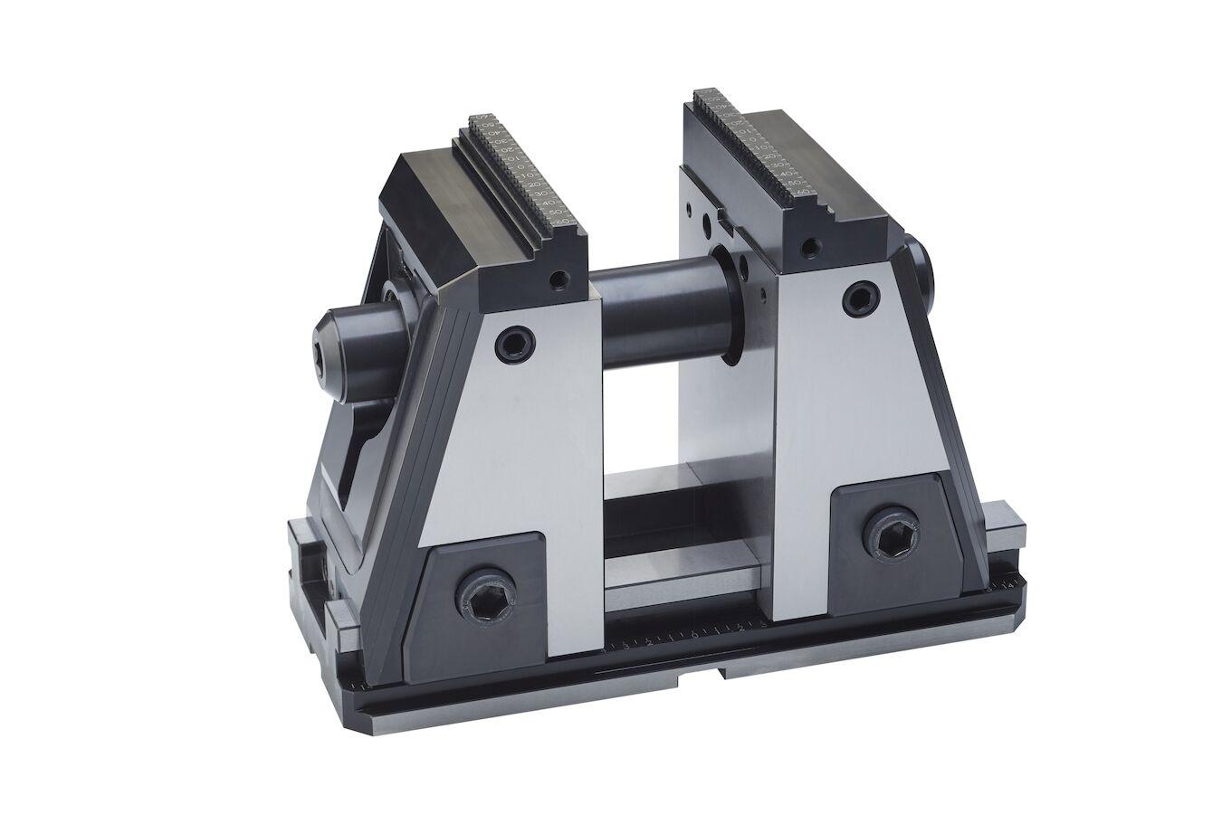 Schraubstock 125mm 5-Achsen